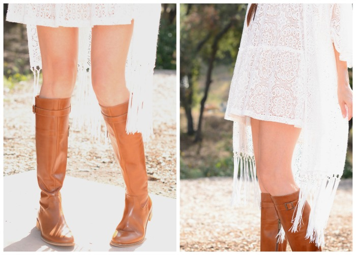 DUO Knee High Boots