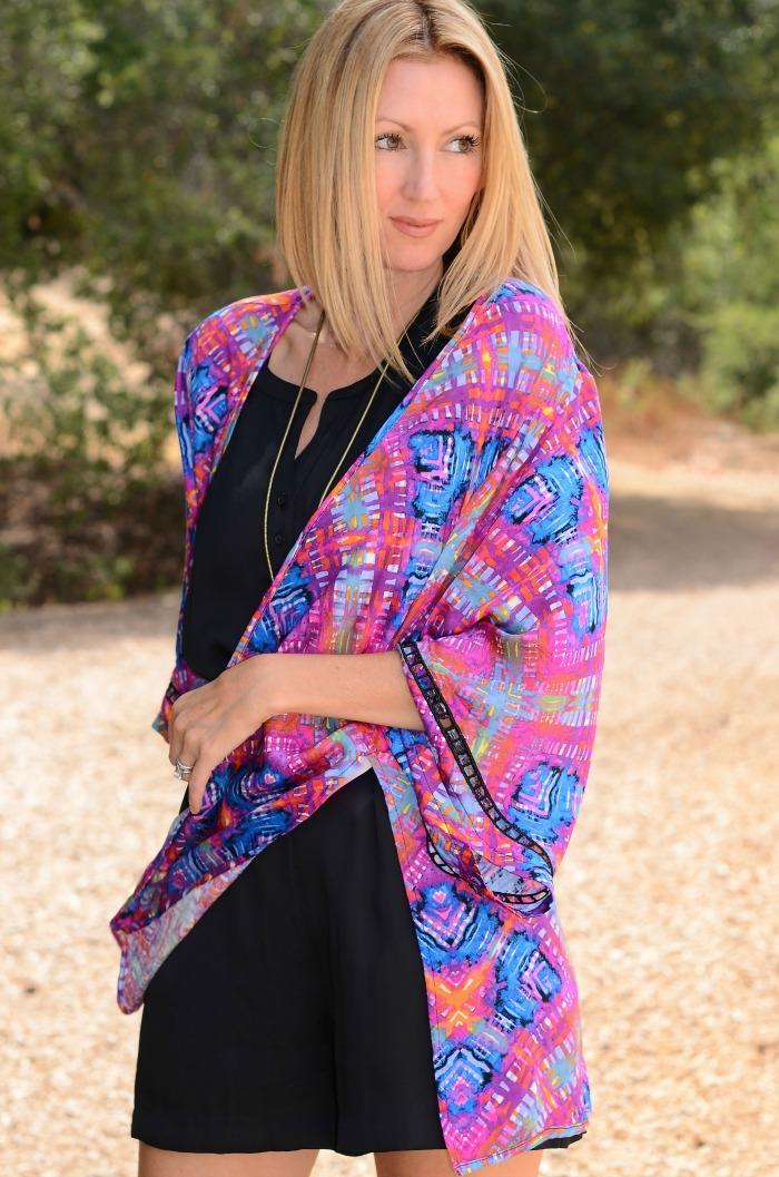 Romper & Kimono