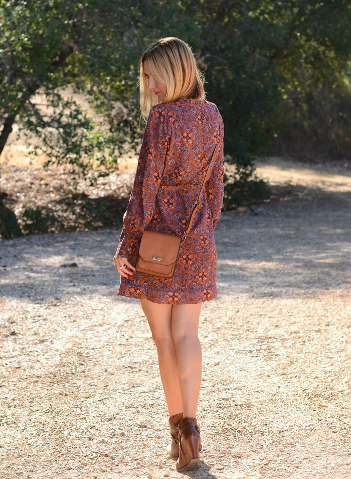 Fall Trends Short Mod Dresses