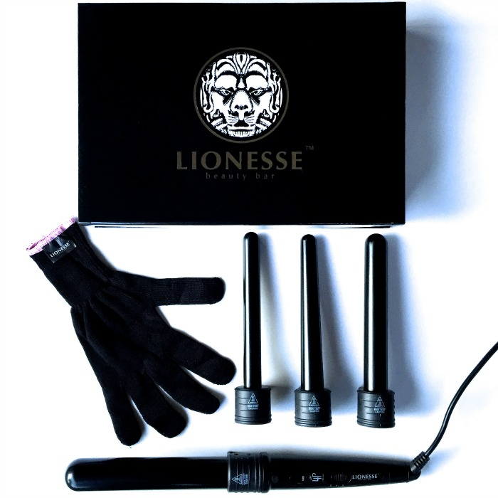 Lionesse 4P Curling Iron