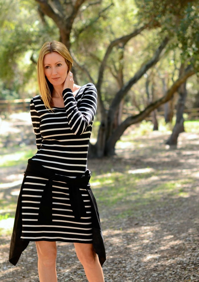 Striped Dress 4