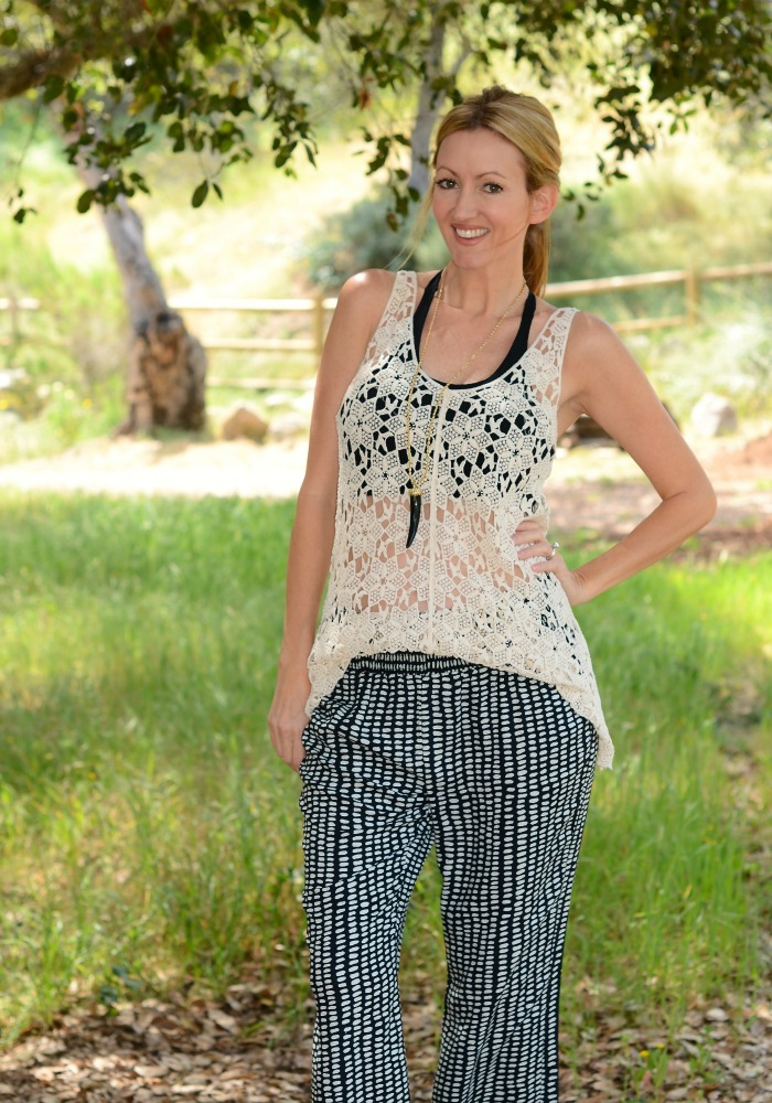 CAbi Pebble Pants