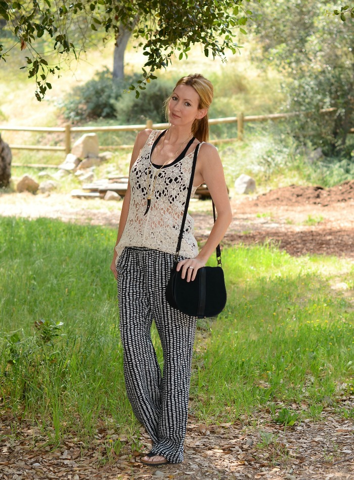 CAbi Wide Leg Pants