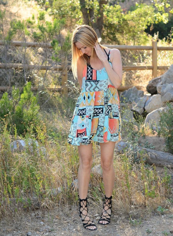 Billabong Mini Dress