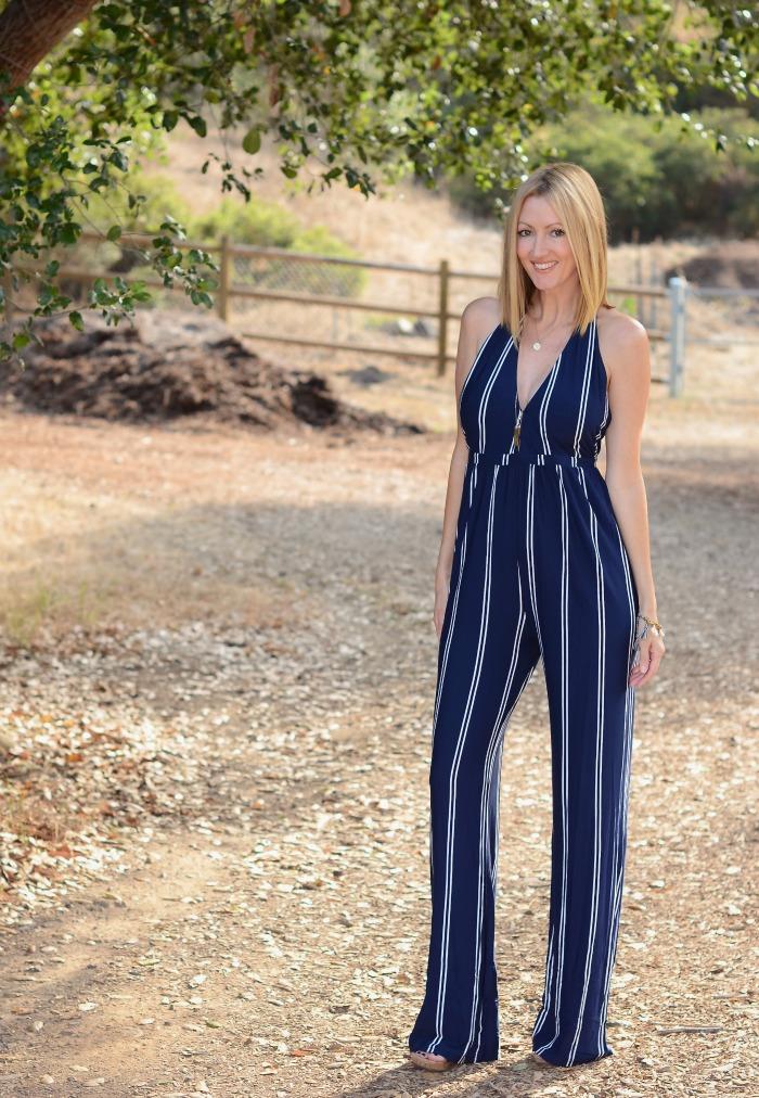 Swirl Boutique Jumpsuit