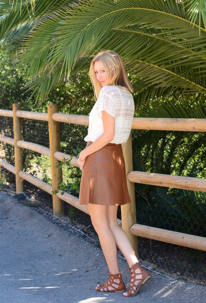 Jcrew Fluted A Line Skirt