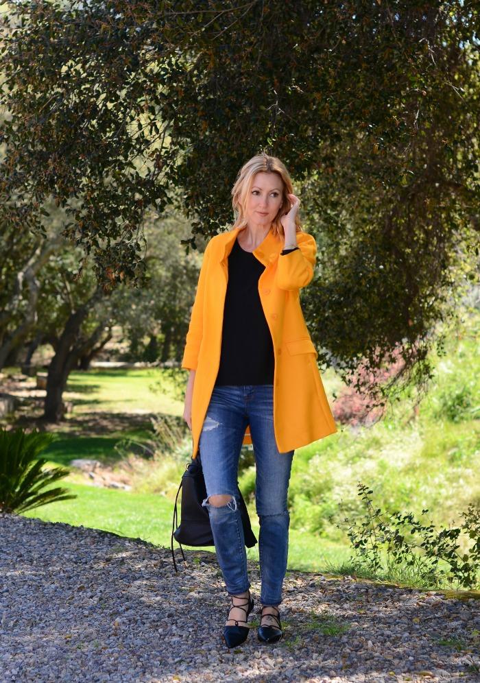 Marigold Coat
