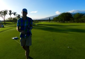 Phil Makes the Putt at Maui Nui