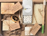 Zed Bees Plastic Free Bathroom Essentials Subscription Box