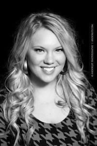 Haley Nicholson, Miss Washington