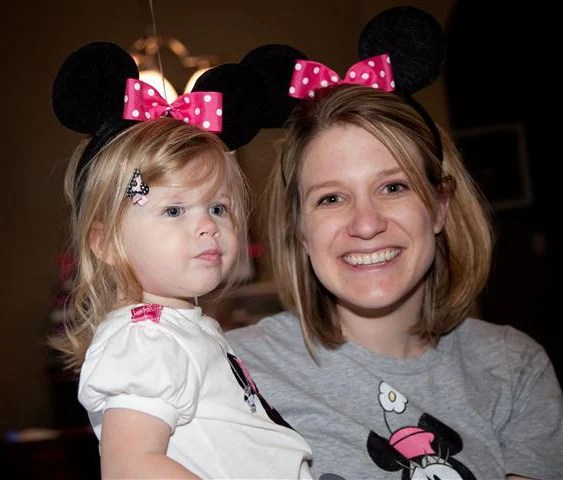 Minnie Mouse Ears Tutorial