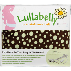 Lullabelly Prenatal Music BeltRead My Review
