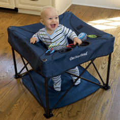 Portable Stay and Play Center $49.95 ValueRead My Review