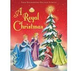 Disney Christmas Princess Book