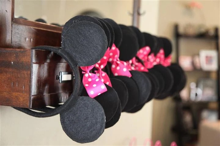 Minnie Mickey Mouse Ears