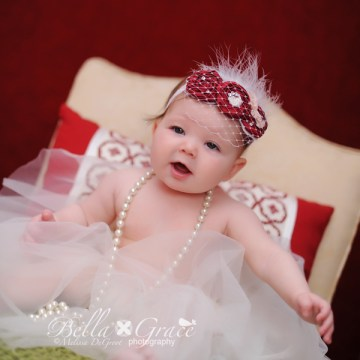 I Heart Bella's Bows