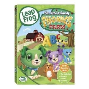 LeapFrog: Phonics Farm DVDRead My Review