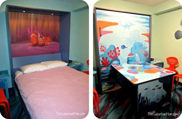 Disney's Art of Animation Nemo Room