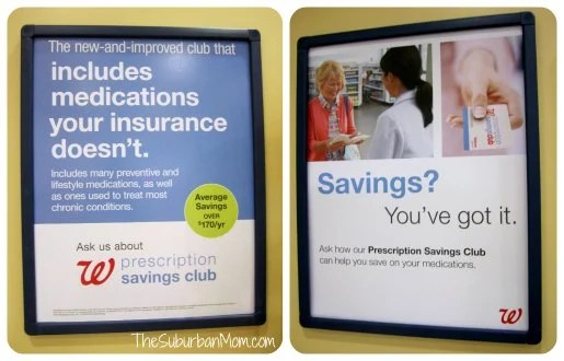 Walgreens Prescription Savings Plan