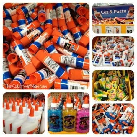 Back to School Supplies Elmer's Walmart