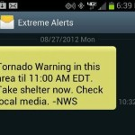 Technology That Keeps Us Safe: Wireless Emergency Alerts