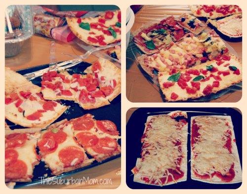 Flatout Pizza