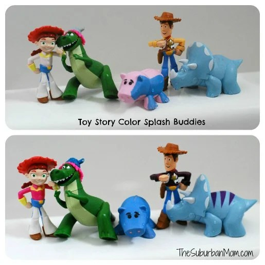 Bath Time Fun With The Toy Story Gang Review