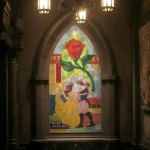 New FantasyLand Beast's Castle Magic Kingdom Walt Disney World