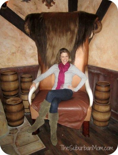 New FantasyLand Gaston's Tavern Magic Kingdom Walt Disney World