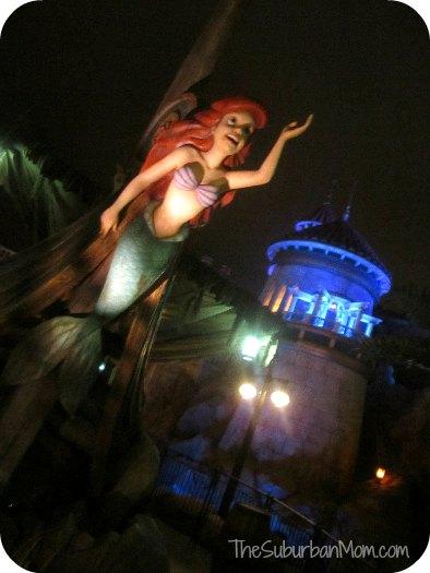 New FantasyLand Journey Little Mermaid Magic Kingdom Walt Disney World