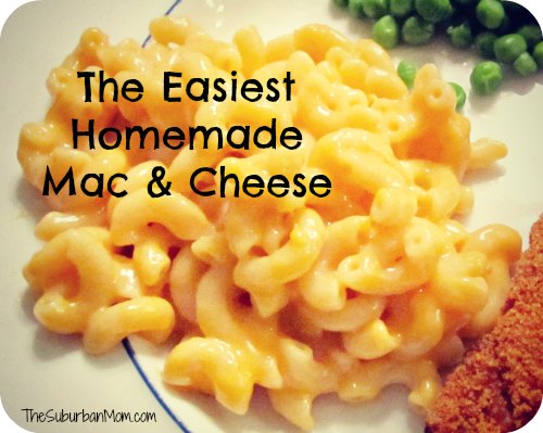 Easiest Mac and Cheese Recipe Ever