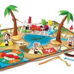 Who Shook Hook Jake and the Never Land Pirates Disney Board Game