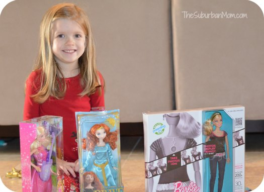 Disney Princess Barbie Camera Merida