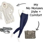 No Nonsense Leggings Outfit Jeggings