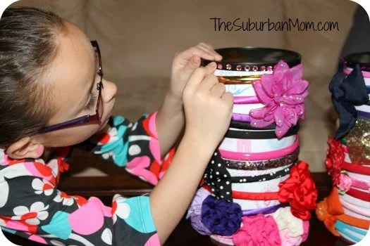 DIY Headband Holder Tutorial