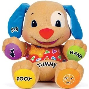 Fisher Price Laugh Learn Love To Play Puppy Only 519 At Target