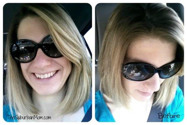 Hair cuttery before