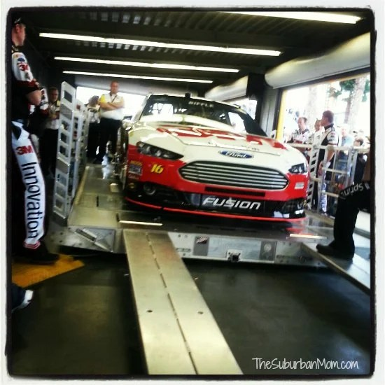 NASCAR Inspections