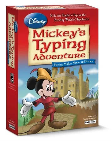 Disney Mickey's Typing Adventure