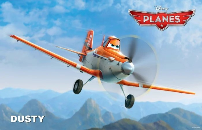 Disney Pixar Planes Dusty