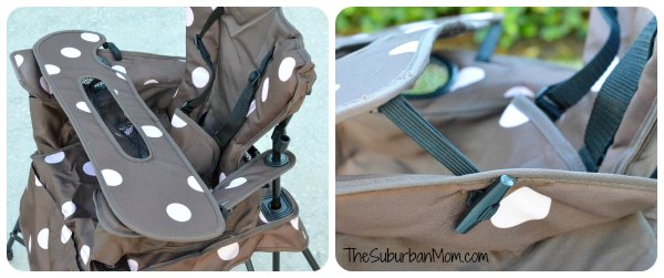 Go With Me Chair Snack Tray & The Only Outdoor Chair Your Baby Needs - The Go With Me Chair ...