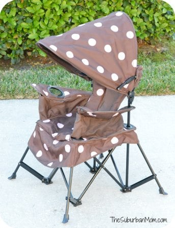 Go With Me Chair Sunshade