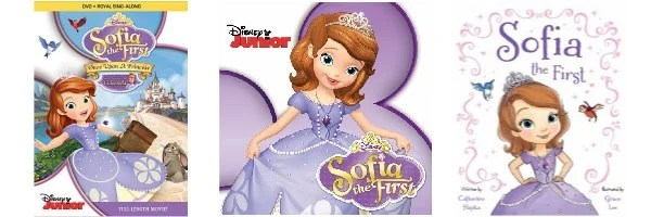 Sofia the First Book, DVD, Soundtrack