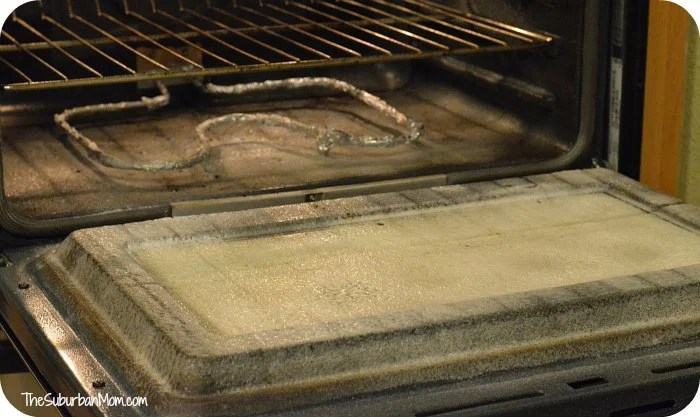 Oven Cleaning Easy Off