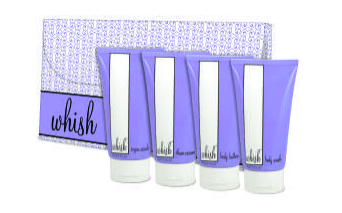 Whish Body Deluxe Lavender Dream Collection
