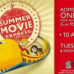 Regal Summer Movie Express $1 Movie