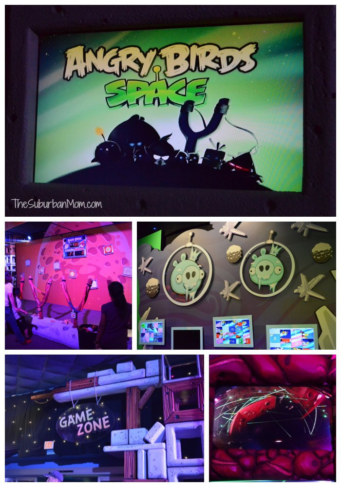 Angry Birds Space Kennedy Space Center