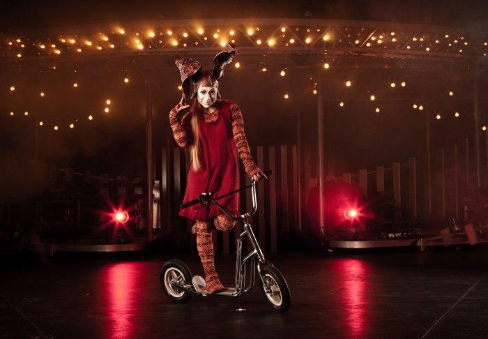 Cirque du Soleil Quidam Rabbit Bouchard