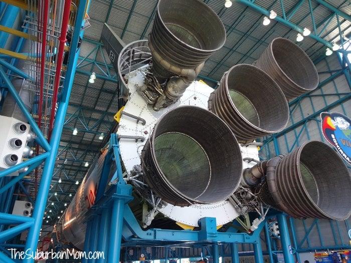 Kennedy Space Center Apollo Rocket