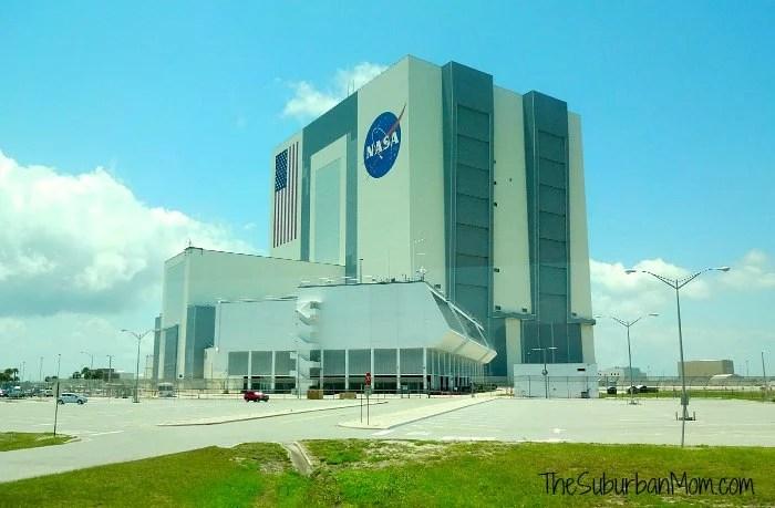 Kennedy Space Center VAB NASA